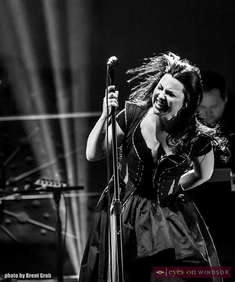 Evanescence Synthesis Live Tour Rocked Caesars Windsor