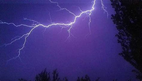 If your lightning bolts look like zigzags, you've been