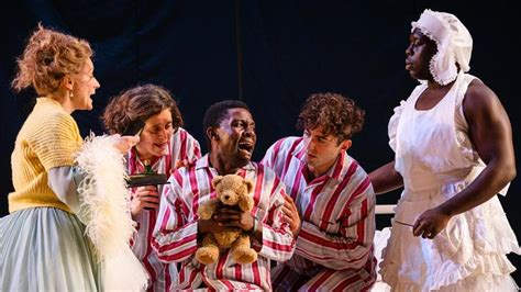 Peter Pan at Troubadour White City Theatre   National Theatre