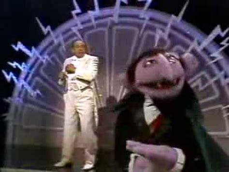 Classic Sesame Street - Cab Calloway and the Count - YouTube