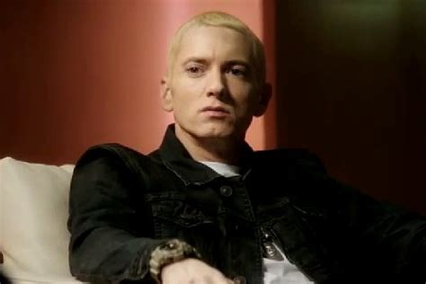 Eminem 'Comes Out as Gay' in 'The Interview' Clip