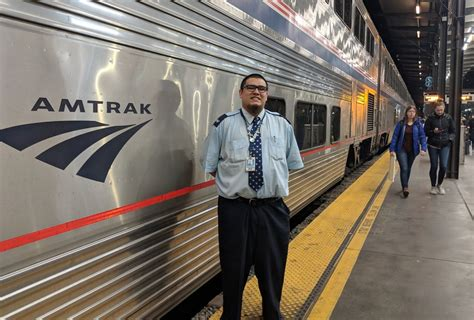 What it's like to take a 35-hour ride on Amtrak's Coast