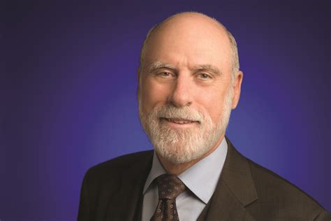"""Vinton Cerf, a """"Father of the Internet,"""" to Address 2016"""