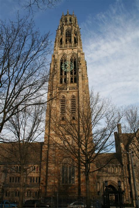 Harkness Tower | New Haven, CT | WJE