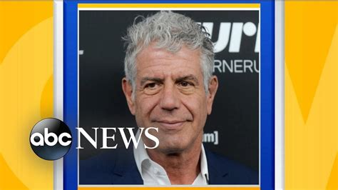 Anthony Bourdain dies at 61 in apparent suicide - YouTube