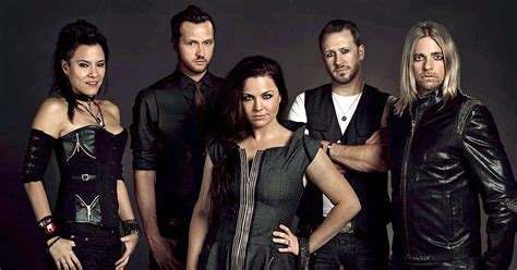 Hear Evanescence's Operatic New Song, 'Imperfection
