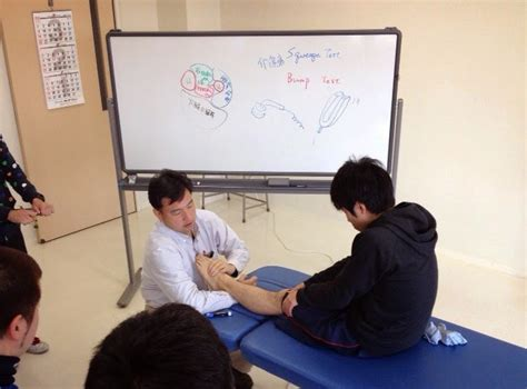 KUHS Manual Therapy Institute (MTI): シンスプリント・疲労骨折について