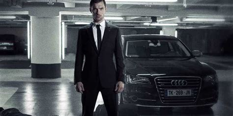 Trailer for Transporter 4: Featuring the new Audi S8