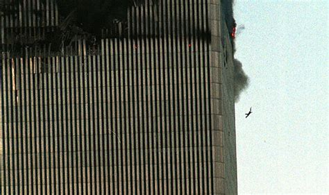 Who was 9/11 FALLING MAN? Mystery 15 years after Twin