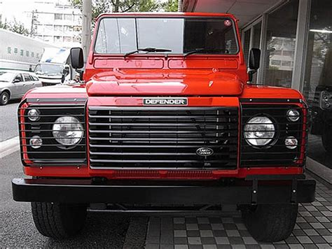 Defender Rescue-Red Customize
